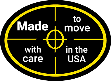 Made to move in the USA